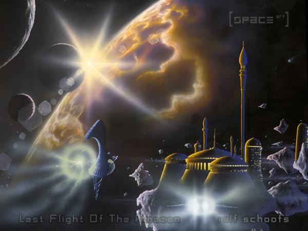 Besiedelung von Asteroiden