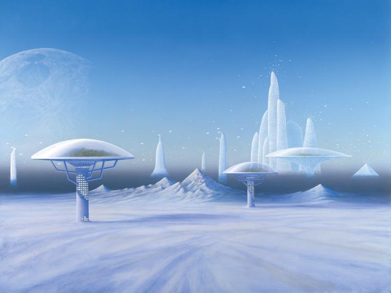 Kalte Welt