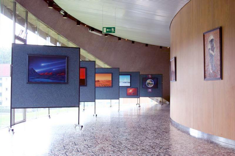 Ausstellung Planetarium Bochum 2007
