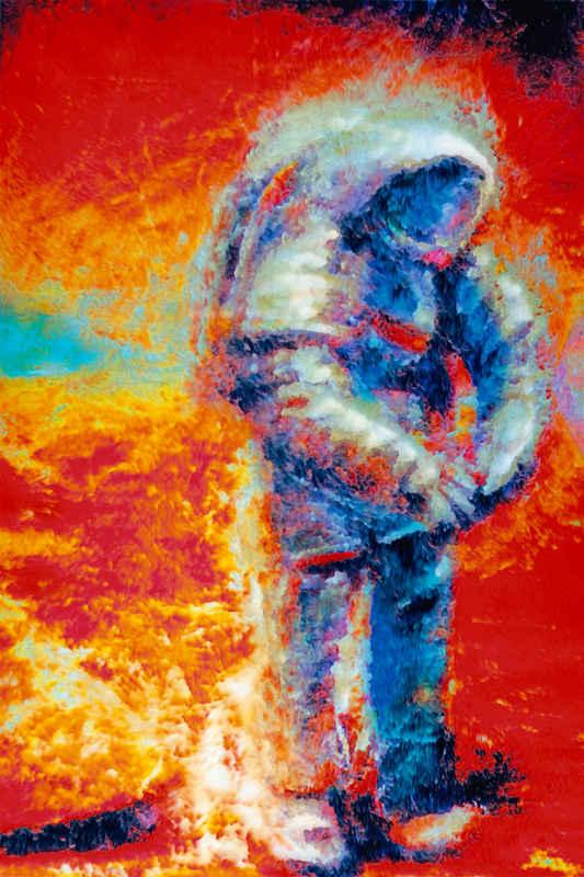 Mensch auf dem Mars - Digitale Version
