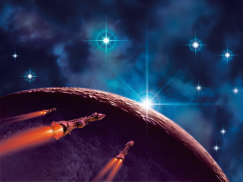 Unter fremden Sternen