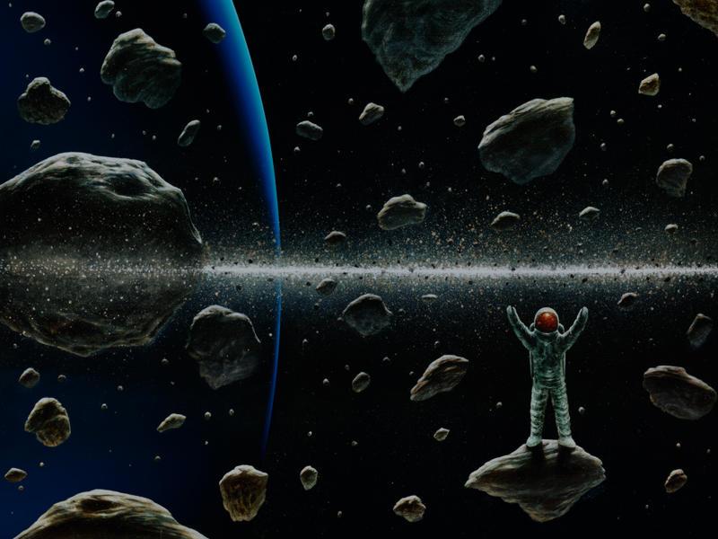 In den Ringen des Uranus