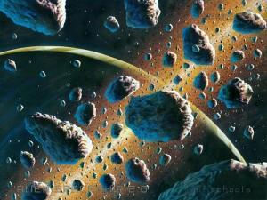 In den Ringen des Saturn