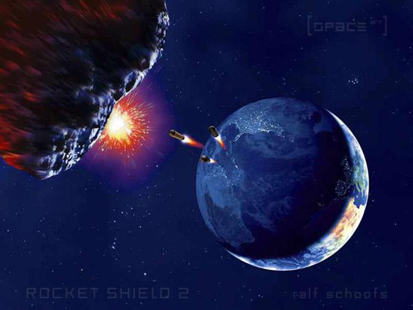 Raketenschild 2