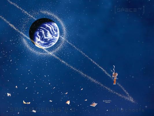 Weltraumschrott 2.0