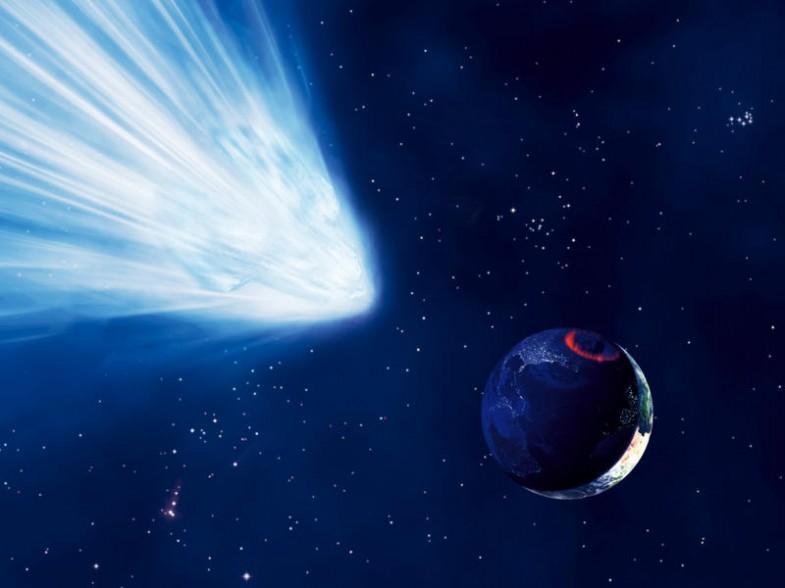 Zielpunkt Erde B