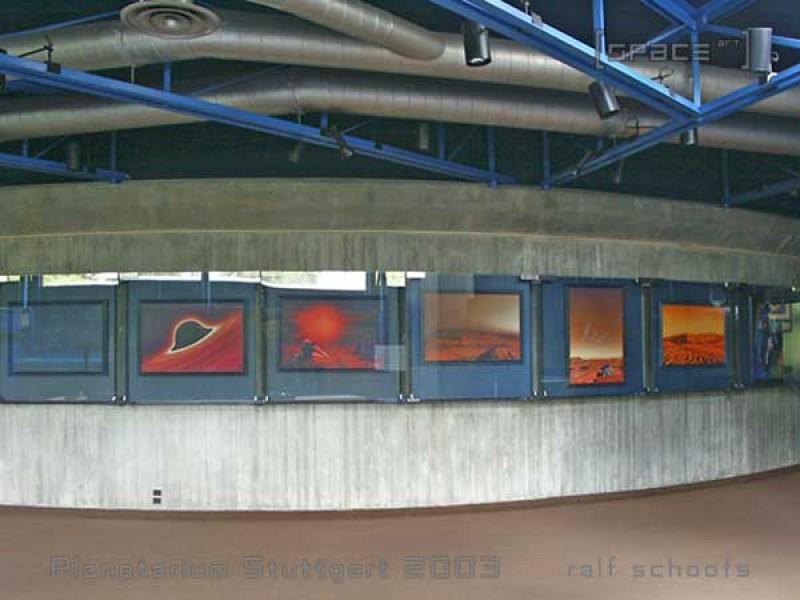 Planetarium Stuttgart Foyer