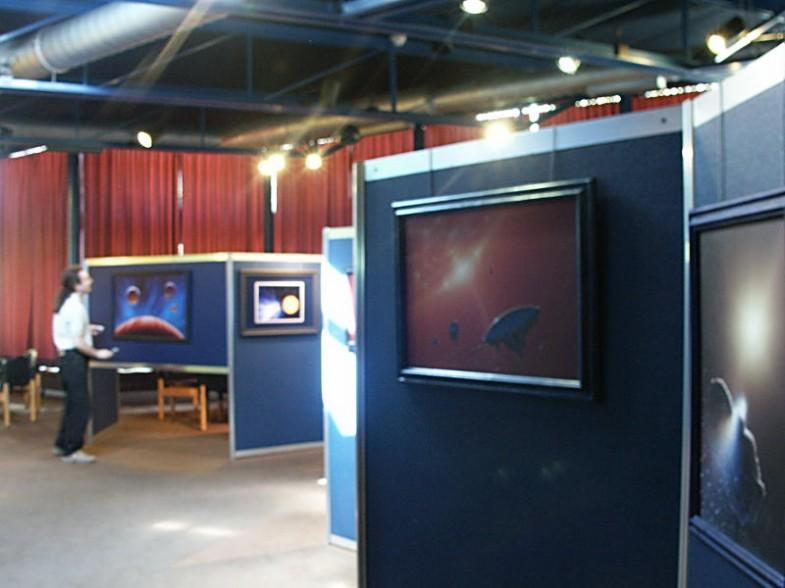 Meine Bilder im Spektralsaal