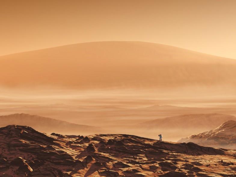 Olympus Mons 4.0