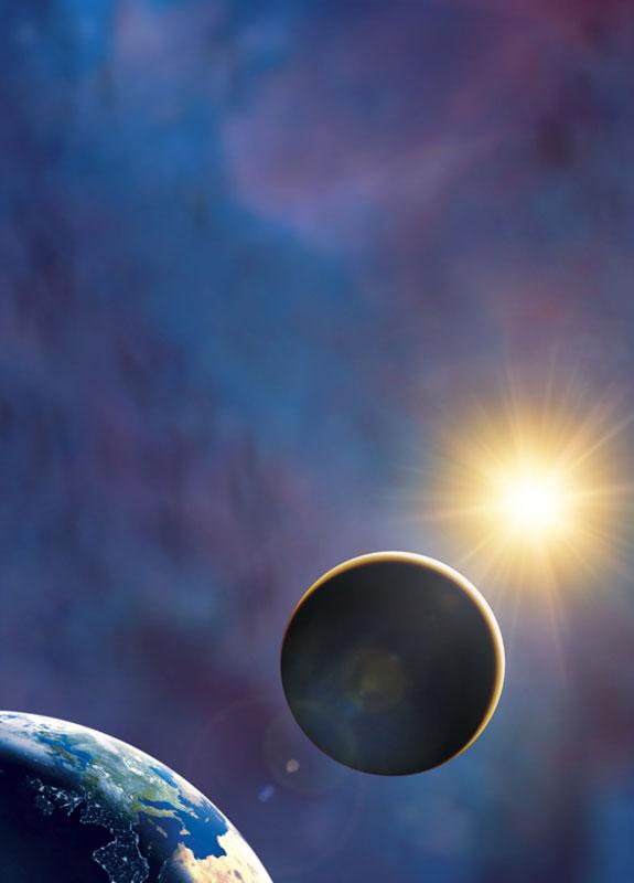Titelbild Himmelsjahr 2012
