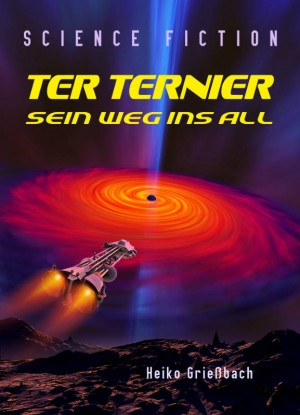 Ter Ternier - Titelbild mit Typografie