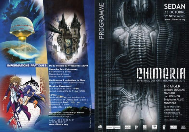 Programm Chimeria 2010