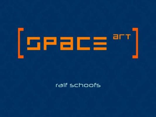 Schmutztitel, Seite 1, Ralf Schoofs SPACE ART Bildband