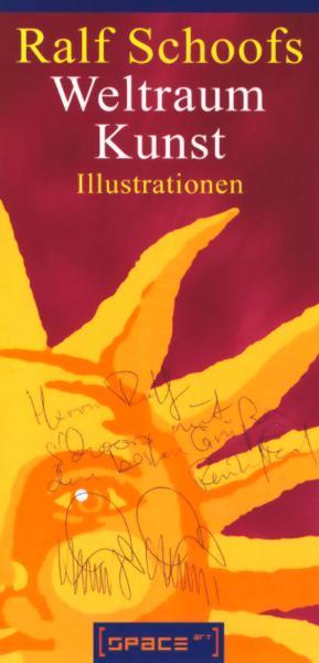 Autogramme von Hubert Haensel und Reinhold Ewald