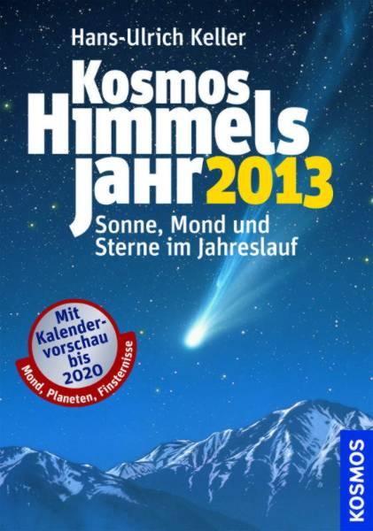 Titelbild Himmelsjahr 2013