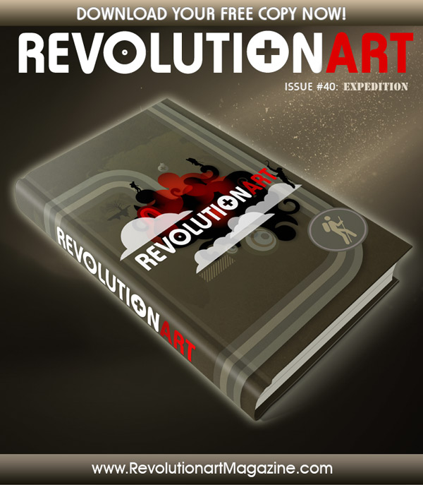 RevolutionArt Poster Issue 40