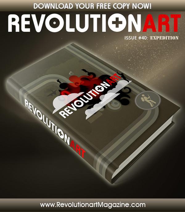 RevolutionArt Poster Issue 40
