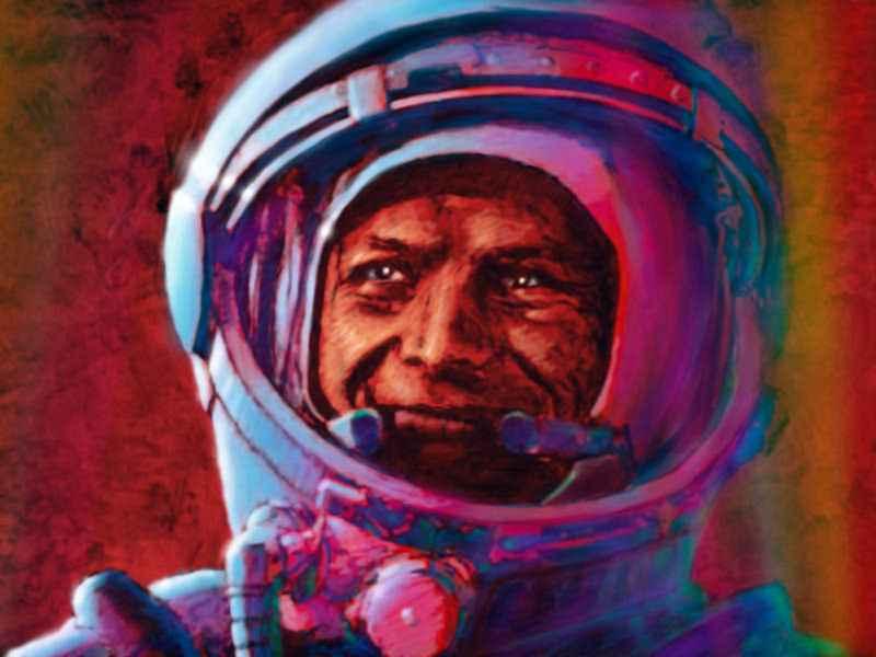 Der Raumfahrer