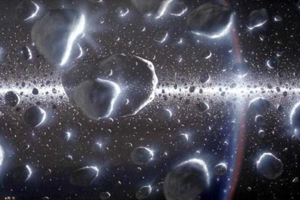 Saturn XVI Prometheus