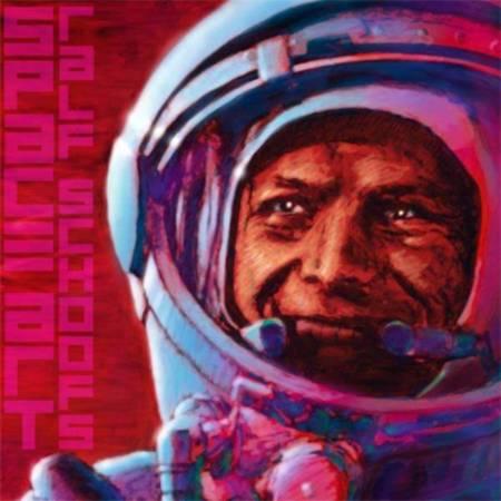 Ralf Schoofs SPACE ART Buch, Titel