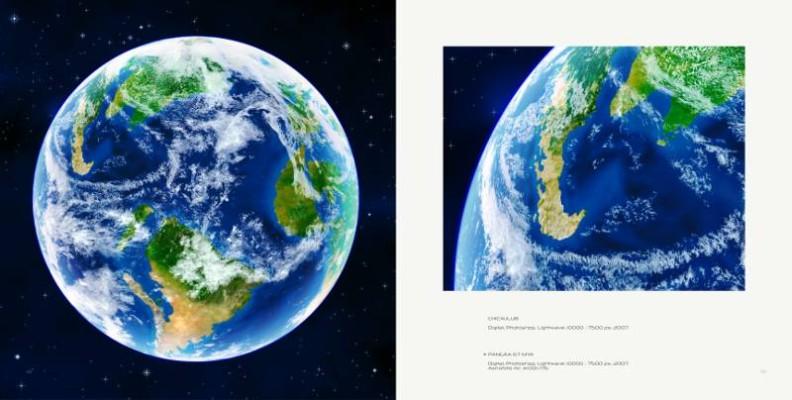 Pangäa vor 67 Millionen Jahre