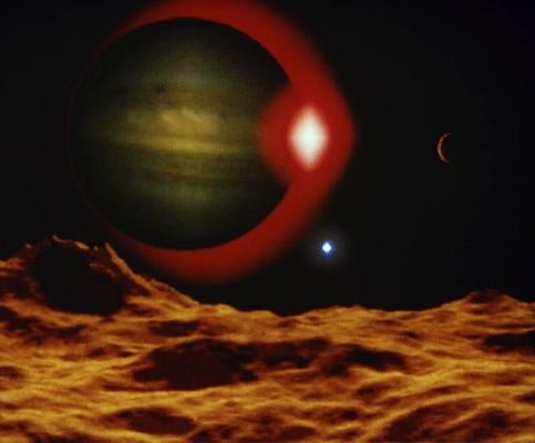 Antares Doppelstern