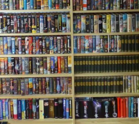 Bücherregal von Autor Hubert Haensel