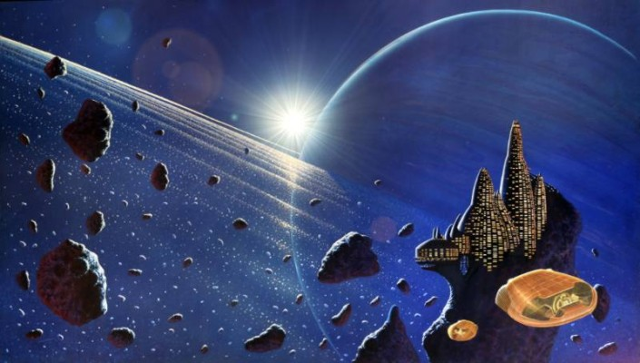Experiment 133: Hotel Saturn