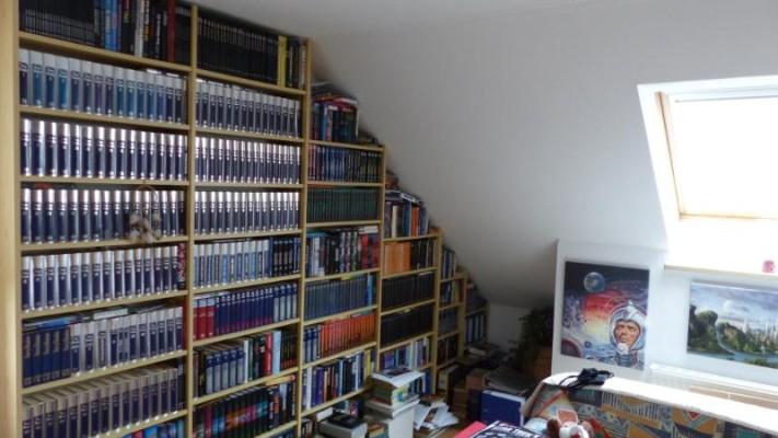 Perry Rhodan Silberbände Bibliothek Hubert Haensel