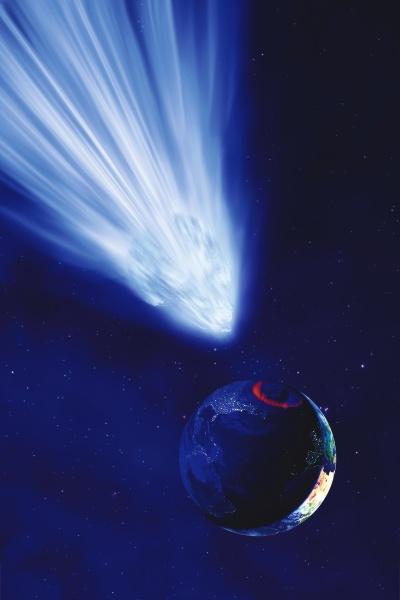 Zielpunkt Erde