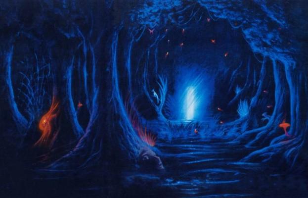Dieses Bild entstand nach einer Idee des Musiker Christian Schirmöller.