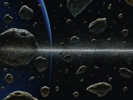 Die Ringe des Uranus.