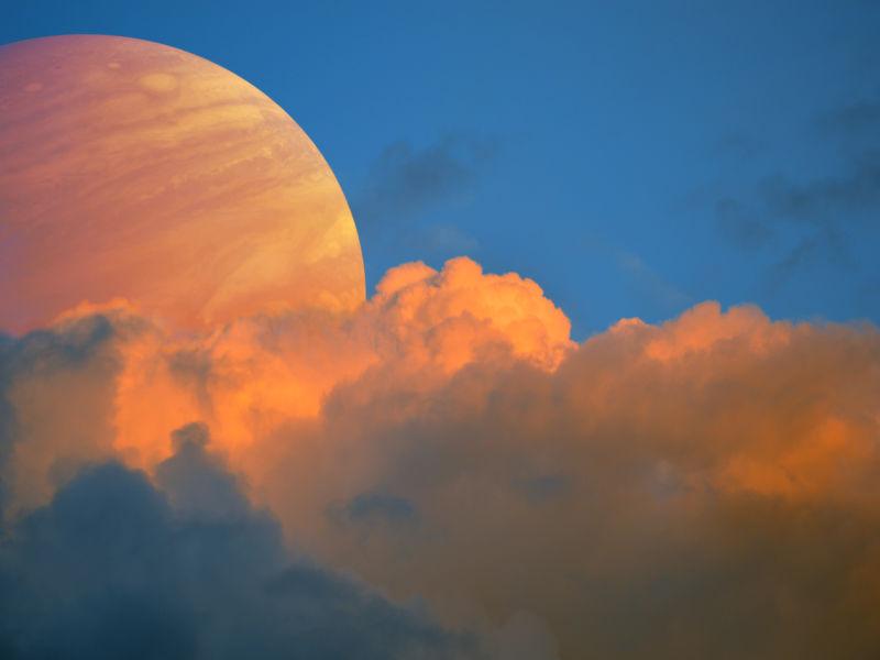 Wolkenreise Entwurf 1