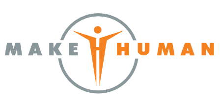 Logo der Software MakeHuman