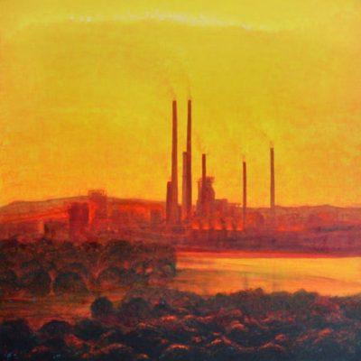 Die Industriewüste