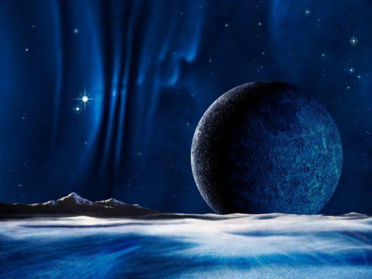 Fremder Planet