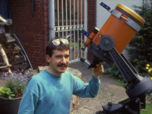 Ralf Schoofs im Sommer 1992