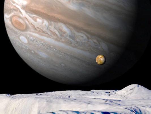 Jupiter und Io 2.0
