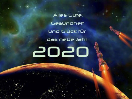 Neujahrsgruss 2020