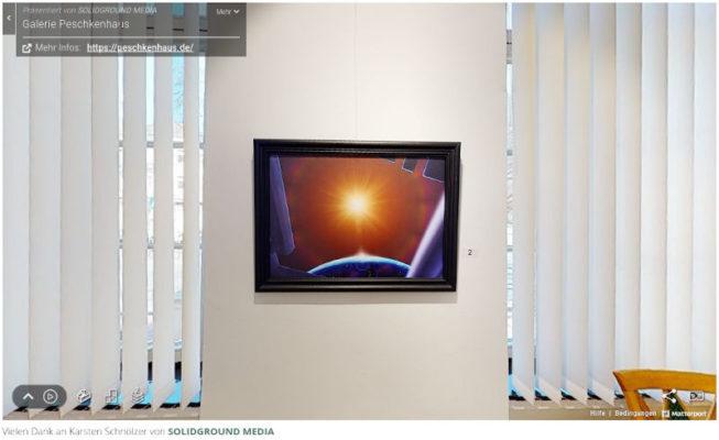 Virtuelle Galerie Peschkenhaus in Moers Bild 2