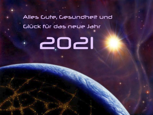 Neujahrsgruss 2021